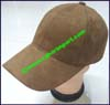 Men's Leatherette Baseball Cap
