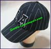 Men's Striped Baseball Cap