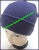 Men's Solid Knit Stocking Cap