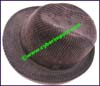 Men's Corduroy Trilby Hat