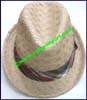 Men's Grass Trilby Hat