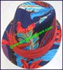 Men's Tropical Trilby Hat