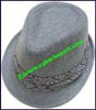 Men's Wool Trilby Hat