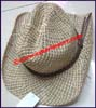 Men's Sea Grass Western Cowboy Hat