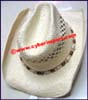Men's Vented Western Cowboy Hat