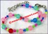 Glass Bead Anklet Jewelry