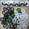 Plastic Chain Jewelry