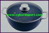Kitchen Casserole Aluminium With Lid