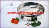 Kitchen Cookware Pot Fish With Lid
