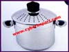 Kitchen Cookware Pot Self-Locking