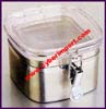 Serving Canister Stainless Set