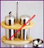 Serving Condiments Dredger Set