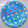 Birthday Party Paper Serving Plate