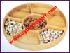 Kitchen Serving Tray Snack Wood