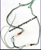 Necklace Cord Braided Nylon