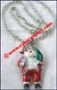 Christmas Holiday Necklaces