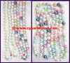 Necklace Pearl Plastic