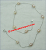 Necklace Pearl Freshwater
