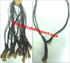 Horse Teeth Necklace