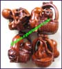Cat Netsuke Boxwood
