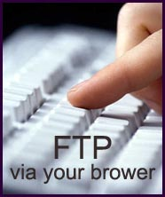 FTP Image Via Your Browser
