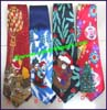 Fashion Holiday Christmas Ties