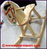 Toy Riding Rocking Horse