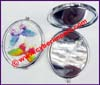 Mother Pearl Compact Mirror