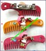 Hair Ornament Barrette Plastic