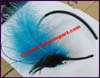 Feather Headband Hair Accessory