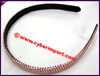 Leatherette Hairband