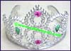 Hair Ornaments Tiara Plastic