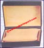 Watch Box Display Leatherette Zipper
