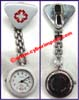 Nurse Watch Brooch