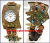 Wood Watch Timepiece