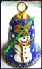 Christmas X-mas Ornament Cloisonne